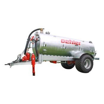 Cisterne pentru transport gunoi lichid